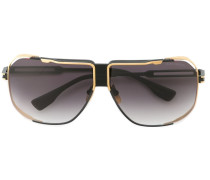 18kt vergoldete 'Cascais' Sonnenbrille