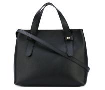 Kleine Handtasche - women - Baumwolle/Leder
