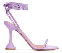 'Vita' Sandalen mit Kristallen