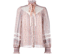- paisley print blouse - women