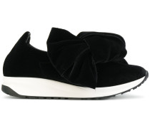 bow detail sneakers