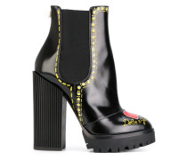 decorative Chelsea boots