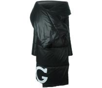 Wattierter Oversized-Mantel