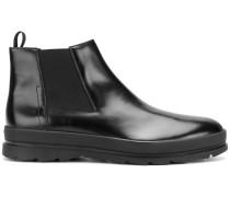 Stiefel mit breiter Sohle