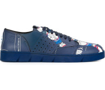 'Poly Galaxy' Sneakers