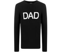 """Pullover mit """"Dad""""-Schriftzug"""