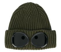 Mütze mit Goggle-Detail