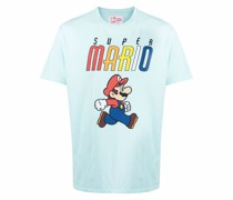T-Shirt mit Super-Mario-Print