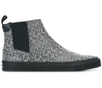 'Flying Kenzo' High-Top-Sneakers