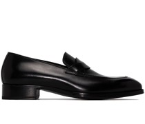Elkan leather loafers