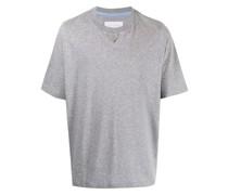 T-Shirt mit Lasche