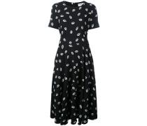 Kleid mit Lippen-Print - women