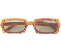 Eckige 'Turning' Sonnenbrille