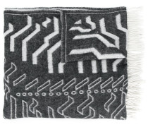 Geo Tiger scarf