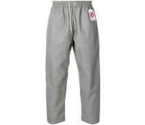 KK pinstripe trousers