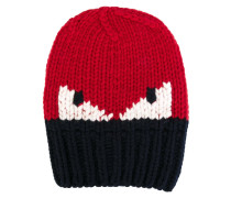 'Bag Bugs' Beanie aus Wolle - men - Wolle