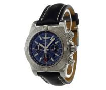 'Chronomat GMT' analog watch