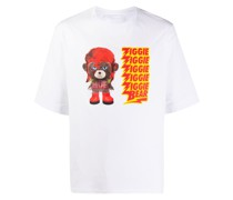 """T-Shirt mit """"Ziggie Bear""""-Print"""