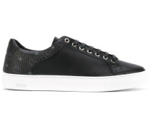 Sneakers mit Schnürung - men - Leder/rubber - 46