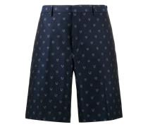 - Shorts mit Stickerei - men - Baumwolle - 46