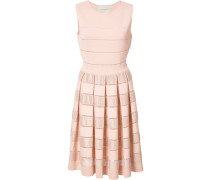- Kleid mit Kellerfalten - women