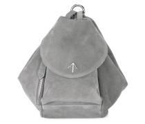 fernweh Suede mini backpack