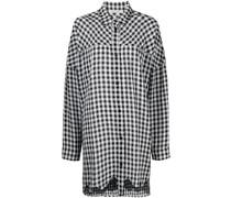 Hemdkleid mit Spitzenborten