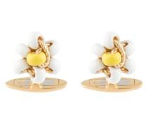 Manschettenknöpfe mit Perlenverzierung