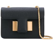 - chain shoulder bag - women - Lackleder/Messing