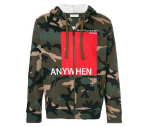 'Anywhen' Kapuzenpullover