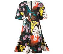 'Madder' Kleid mit Print