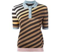 Gestreiftes Poloshirt - Unavailable
