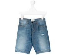 - denim shorts - kids - Baumwolle - 3 J.