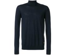turtleneck slim-fit jumper
