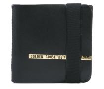 Portemonnaie mit Stretchriemen