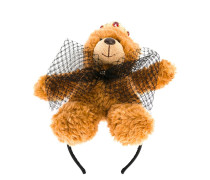 Haarreif mit Teddybär