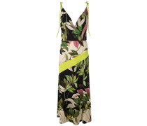 Kleid mit Hawaii-Print