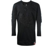 Langarmshirt mit Patch - men - Polyester - M