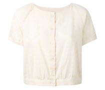 'Lula' Bluse - women - Baumwolle/Acetat - 2