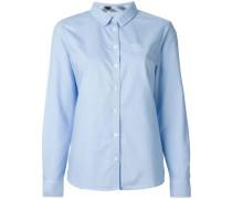 Hemd mit Brusttasche - women - Baumwolle - L