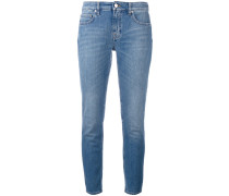 Klassische Cropped-Jeans - women