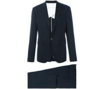 Zweiteiliger Anzug mit einem Knopf
