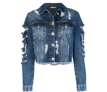 'Only Patches' Jacke
