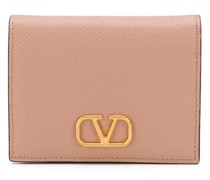 VLOGO Portemonnaie aus Leder