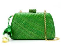 straw clutch bag - women - Stroh - Einheitsgröße