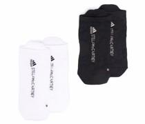 2er-Pack Socken mit Logo