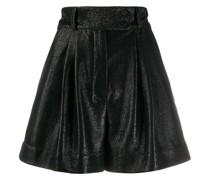 Shorts mit Glitter