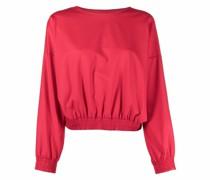 Sweatshirt mit elastischem Bund