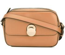 Karlie crossbody bag - women - Baumwolle/Leder