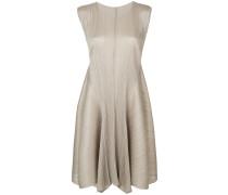 Kleid mit Falten-Design